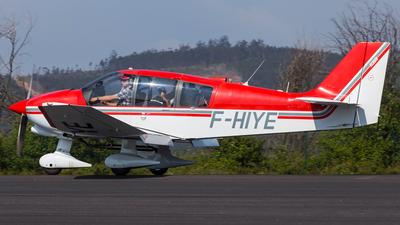 F-HIYE - Robin DR400/180 Régent - Private