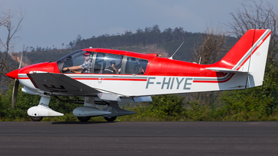 A picture of FHIYE - Robin DR400180 - [2123] - © Carlos Miguel Seabra