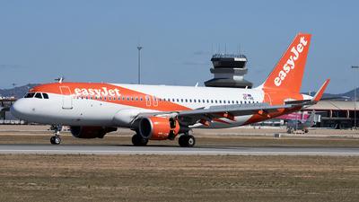 OE-IVE - Airbus A320-214 - easyJet Europe