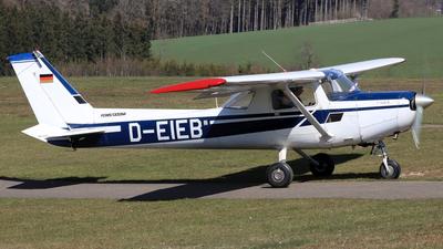D-EIEB - Reims-Cessna F152 II - BWLV Motorflugschule