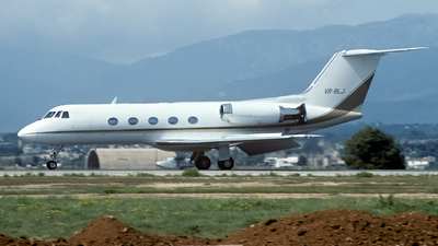 VR-BLJ - Gulfstream G-II - Private