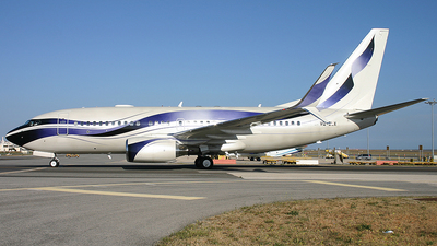 VQ-BLX - Boeing 737-7GV(BBJ) - Gama Aviation