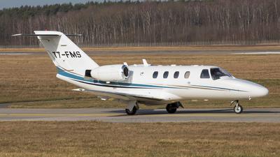 T7-FMS - Cessna 525 CitationJet 1 - Private