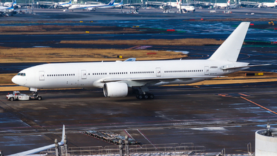 A picture of JA8984 - Boeing 777246 - [27651] - © Jhang yao yun