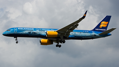 TF-FIR - Boeing 757-256 - Icelandair