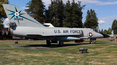56-0459 - Convair F-106A Delta Dart - United States - US Air Force (USAF)