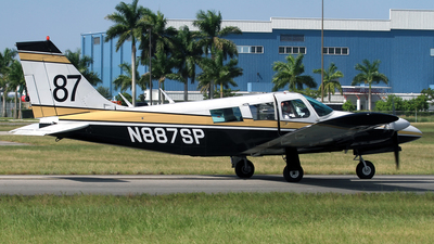 N887SP - Piper PA-34-200 Seneca - Private