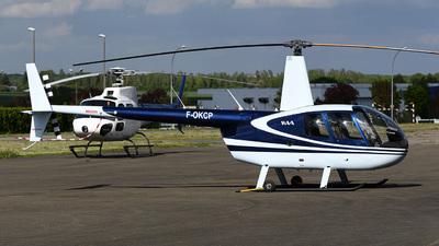 F-OKCP - Robinson R44 Clipper II - Private