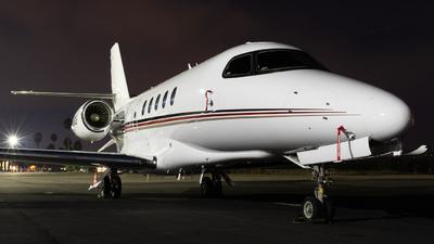 N688QS - Cessna Citation Latitude - NetJets Aviation
