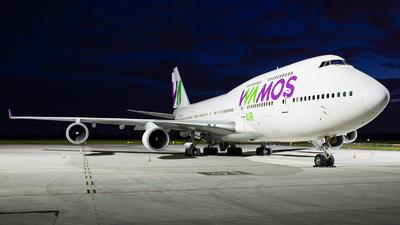 EC-LNA - Boeing 747-446 - Wamos Air