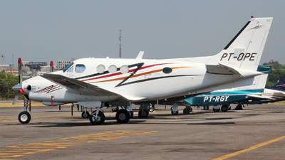 PT-OPE - Beechcraft C90 King Air - Private