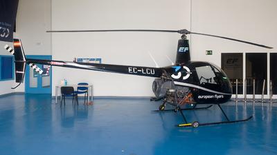 A picture of ECLCU - Robinson R22 Beta - [4176] - © Enrique Rubira