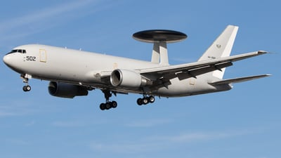 64-3502 - Boeing E-767 AWACS - Japan - Air Self Defence Force (JASDF)