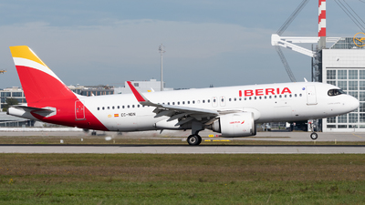 A picture of ECNDN - Airbus A320251N - Iberia - © Thomas Ernst
