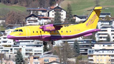 OE-GBB - Dornier Do-328-110 - Welcome Air