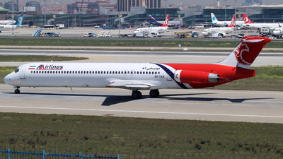 EP-TAR - McDonnell Douglas MD-82 - ATA Airlines [Iran]