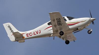 EC-LVJ - Cirrus SR20 - One Air Aviacion
