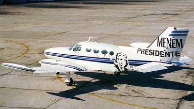 LV-JOD - Cessna 402A - Private