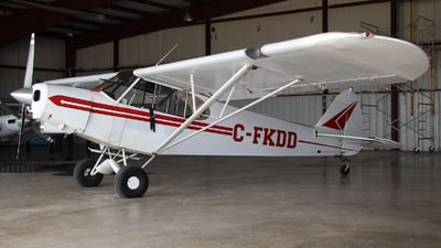 A picture of CFKDD - Piper PA18150 - [187509015] - © Peter Bakema