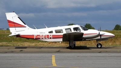 A picture of FGELM - Piper PA34200T - [347870040] - © bruno muthelet
