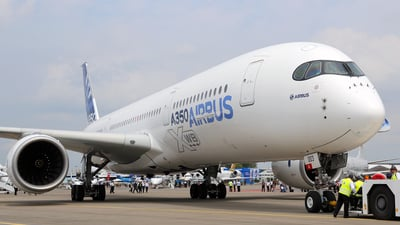 F-WZGG - Airbus A350-941 - Airbus Industrie