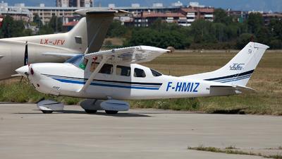A picture of FHMIZ - Cessna T206 H Turbo Stationair - [T20608355] - © Fabrizio Gandolfo