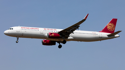 B-8539 - Airbus A321-231 - Juneyao Airlines