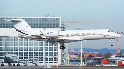 SU-SMM - Gulfstream G450 - Private
