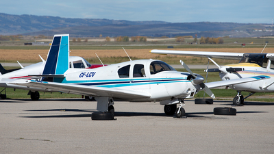 CF-LCV - Mooney M20A - Private