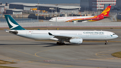 B-LAJ - Airbus A330-343 - Cathay Pacific Airways