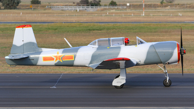 VH-NNL - Nanchang CJ-6A - Private