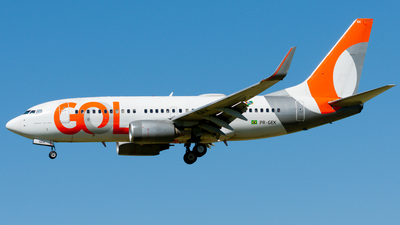 A picture of PRGEK - Boeing 73776N - GOL Linhas Aereas - © CACSPOTTER