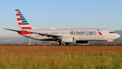 A picture of N872NN - Boeing 737823 - American Airlines - © Kenneth Mora Flores KMF777