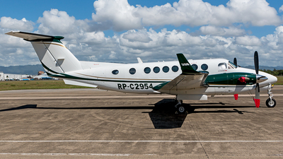 RP-C2954 - Beechcraft B300 King Air 350 - Private