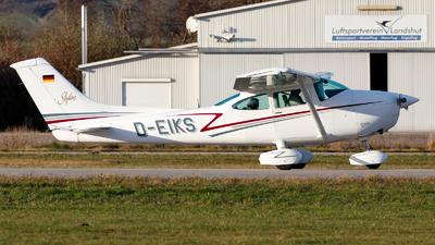 D-EIKS - Reims-Cessna F182Q Skylane II - Private