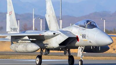 72-8892 - McDonnell Douglas F-15J Eagle - Japan - Air Self Defence Force (JASDF)