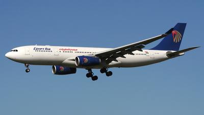 SU-GCE - Airbus A330-243 - EgyptAir