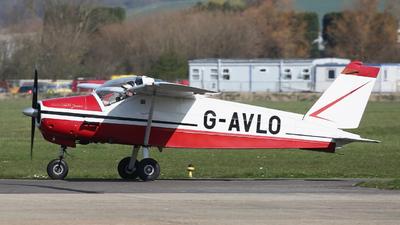 A picture of GAVLO - Bolkow Bo 208C Junior - [650] - © Peter Baldwin