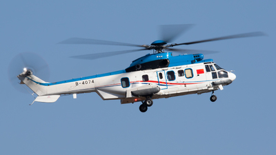 B-4074 - Eurocopter EC 225LP Super Puma II+ - China - Air Force