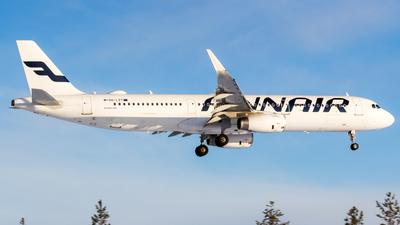 A picture of OHLZT - Airbus A321231 - Finnair - © Oskari Tanninen