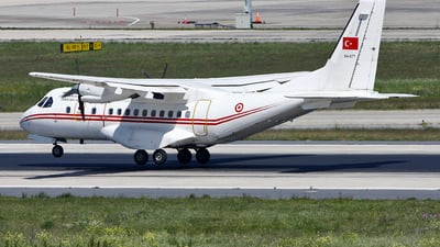 94-077 - CASA CN-235-100M - Turkey - Air Force