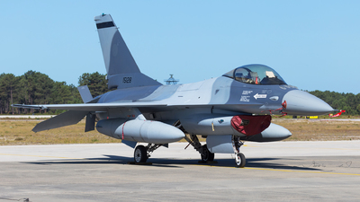 15128 - General Dynamics F-16AM Fighting Falcon - Portugal - Air Force
