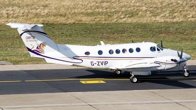 G-ZVIP - Beechcraft B200 Super King Air - Capital Aviation