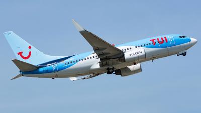 D-AHXG - Boeing 737-7K5 - TUIfly