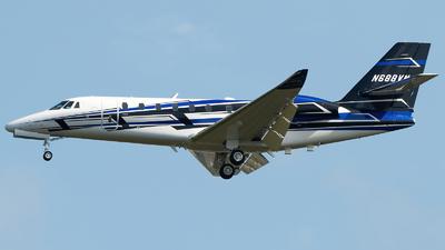 N688VM - Cessna 680 Citation Sovereign - Thrive Aviation