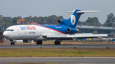 HP-1937UCG - Boeing 727-2A1(Adv)(F) - Uni World Air Cargo