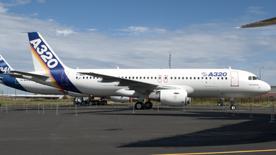 F-WWAI - Airbus A320-111 - Airbus Industrie