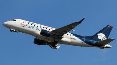 A picture of XAALD - Embraer E170STD - [17000025] - © Josué Villa