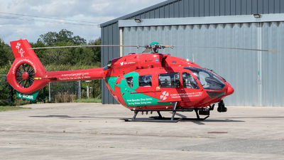 G-WOBR - Airbus Helicopters H145 - Babcock Mission Critical Services Onshore