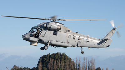 NZ3613 - Kaman SH-2G Super Seasprite - New Zealand - Navy